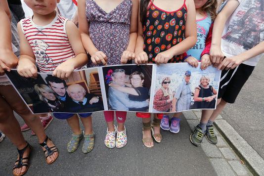 Inquiétude pour la santé des enfants niçois après l'attentat de Nice - Article du Monde