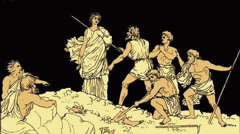 Les relations fraternelles dans le mythe d'Antigone