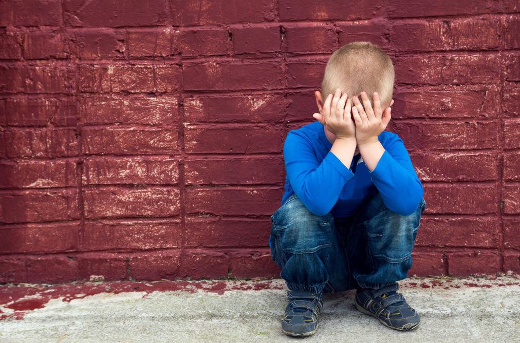 Enfants exposés à la violence
